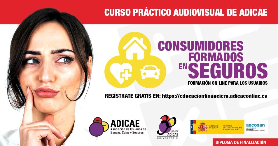 Curso práctico audiovisual de ADICAE