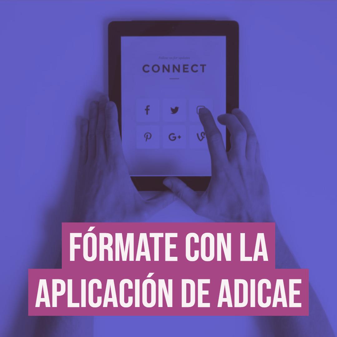 ADICAE lanza una aplicación para el aprendizaje